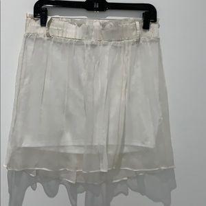 Bailey skirt.
